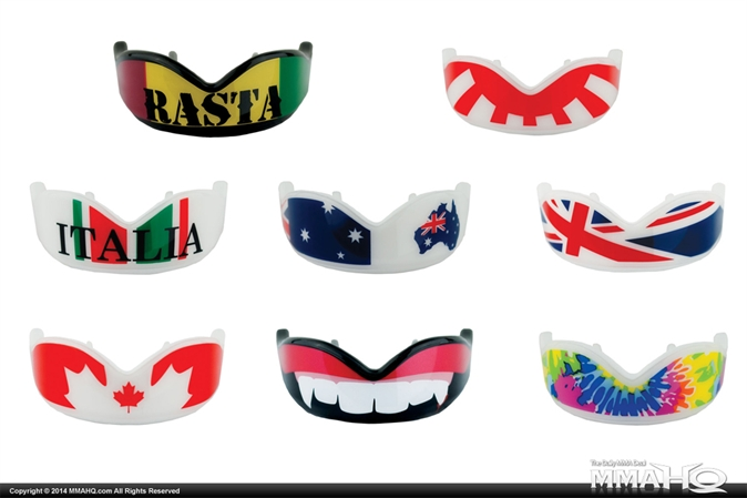 Fight Dentist Mouthguards